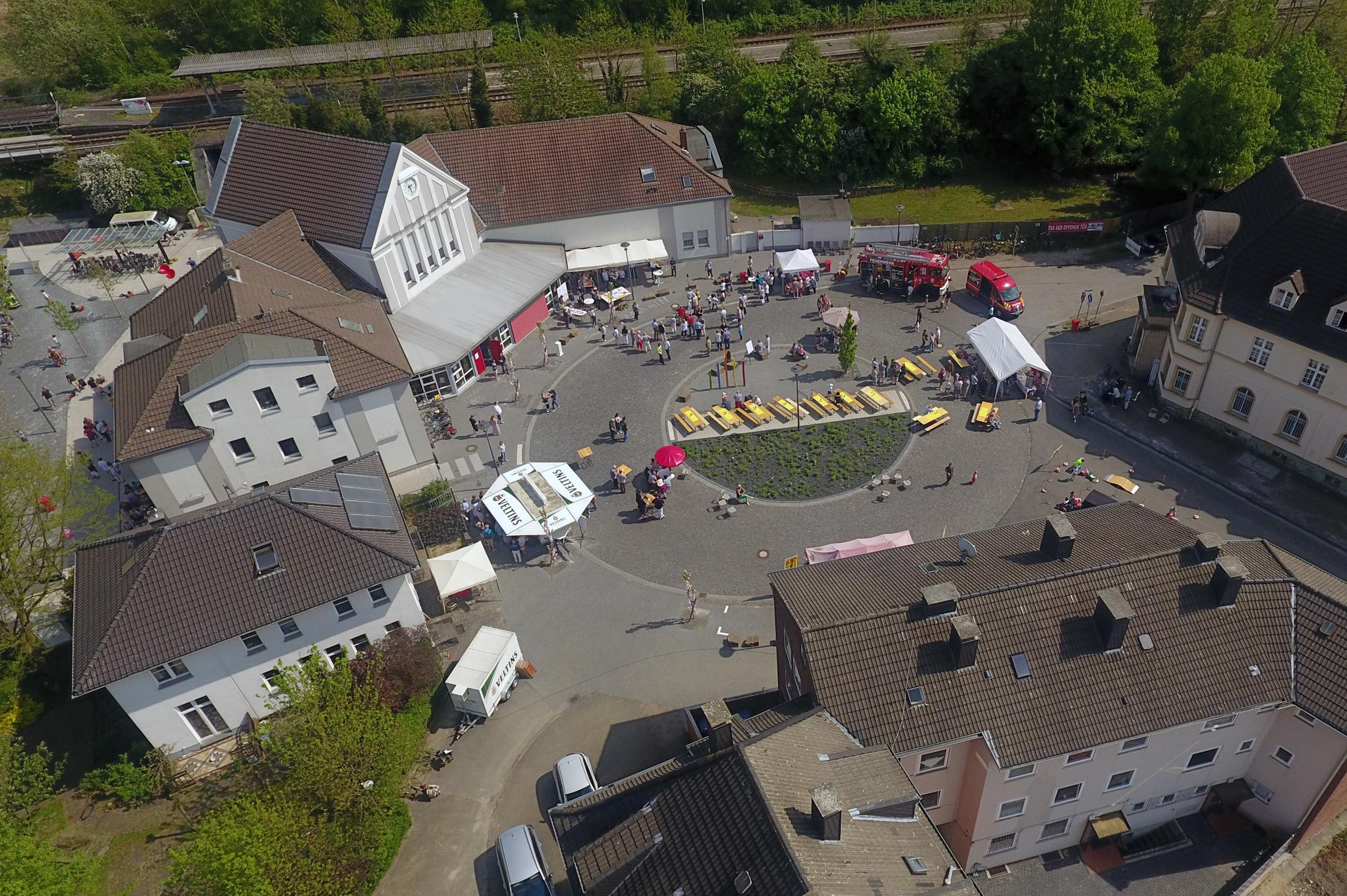 Foto Initiative Zukunft Marienviertel Bludau